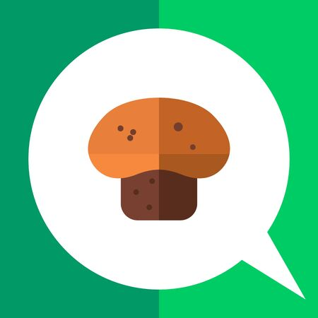 Muffin icon Illustration