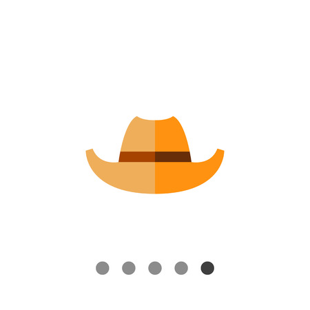 headwear: Cowboy Hat. Old, protection, west. Headwear concept. Can be used for topics like fashion, clothing, history.