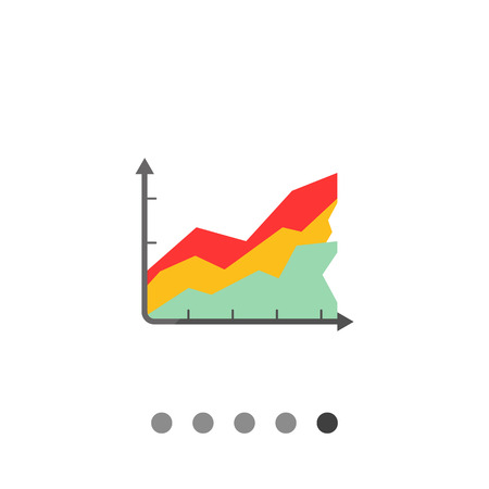 Icon of color histogram