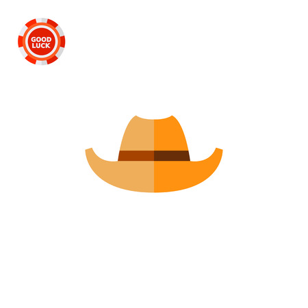 the topics: Cowboy Hat. Old, protection, west. Headwear concept. Can be used for topics like fashion, clothing, history.