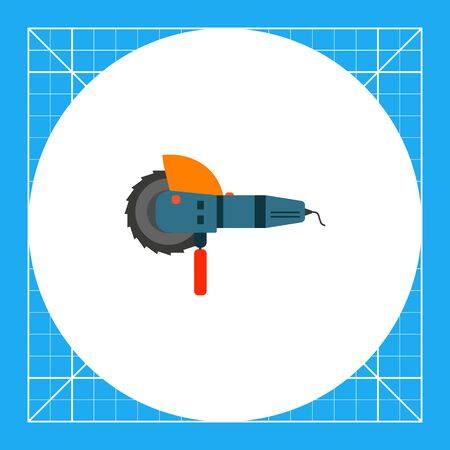 grinder: Angle grinder icon