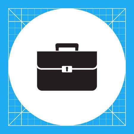 briefcase: Briefcase icon