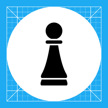 weak: Chess pawn. Weak, battle, move. Chess concept. Can be used for topics like sport, games, business.