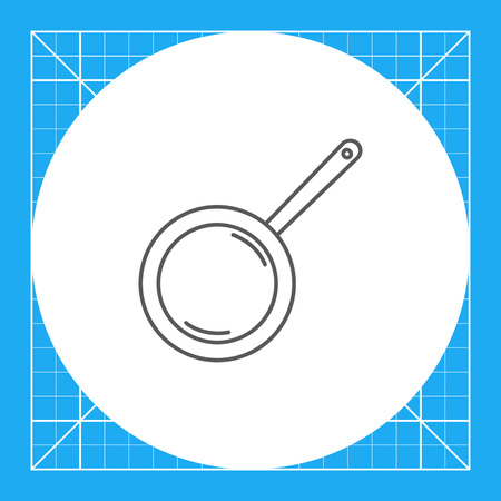 stewing: Frying pan icon