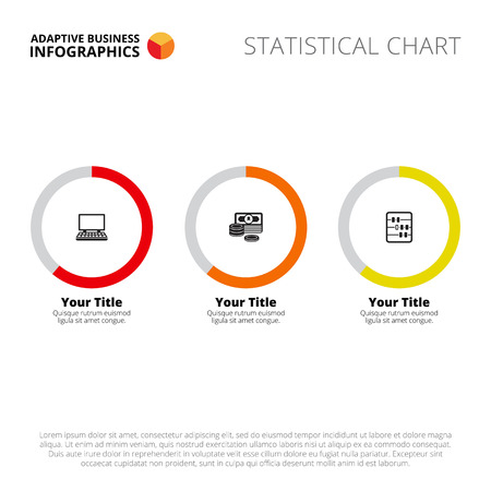 Doughnut chart slide template business data graph diagram doughnut charts slide template business data graph diagram design creative concept ccuart Gallery