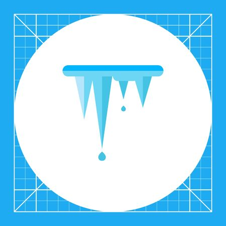 topics: Melting icicles. Water, cold, frozen. Ice concept. Can be used for topics like physics, north, marketing.