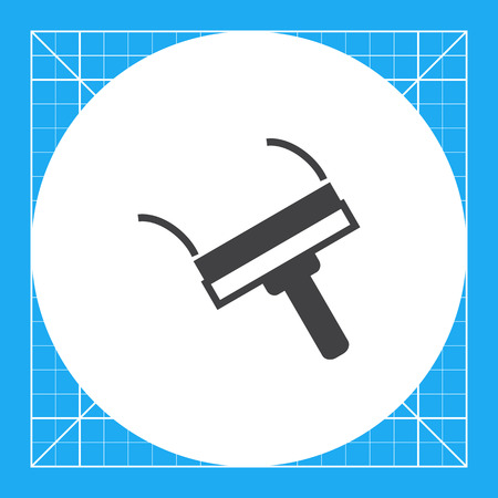reconstructing: Putty spattle icon