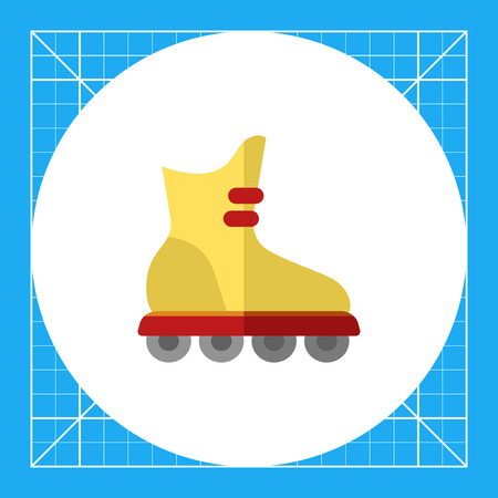 Roller blade icon