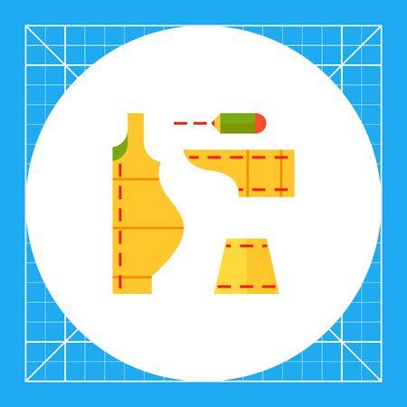Nähmuster-Symbol Lizenzfrei Nutzbare Vektorgrafiken, Clip Arts ...