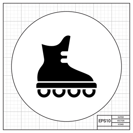 blade: Roller blade icon