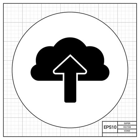 storage: Upload to Cloud storage Illustration