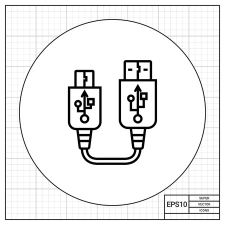 100469 Cable Cliparts Stock Vector And Royalty Free Cable