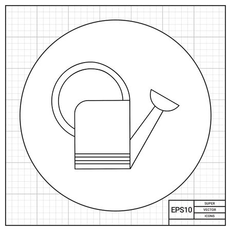 watering pot: Watering Pot Icon