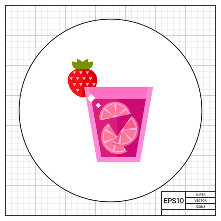 alcoholic beverage: Alcoholic beverage sangria icon