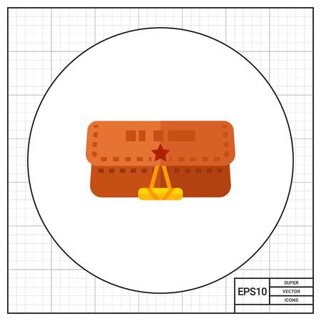 pouch: Tobacco Pouch Icon