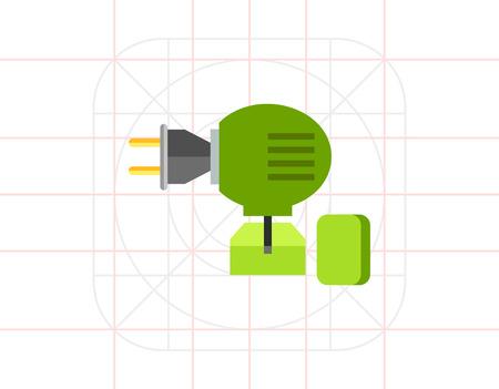 fumigador: Anti-mosquito Fumigator Icon
