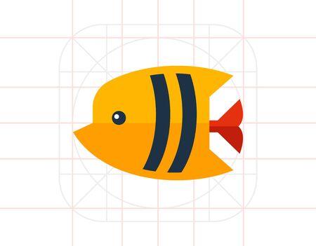 gill: Cartoon Fish icon