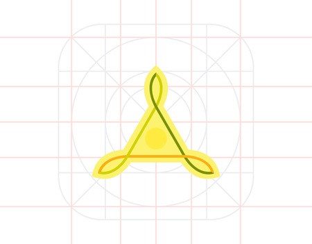 Celtic Knot Icon 4