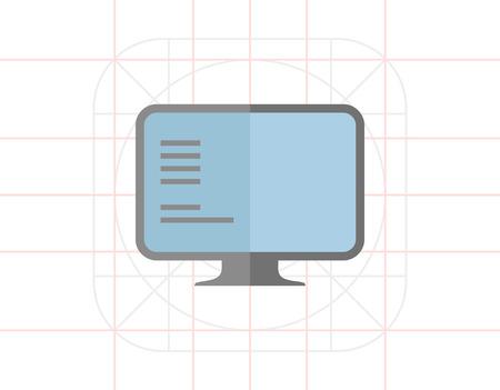 computer: Computer monitor