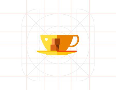 obody: Cup Vector Icon