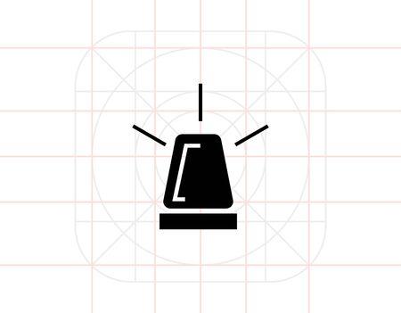 flashing: Flashing light icon