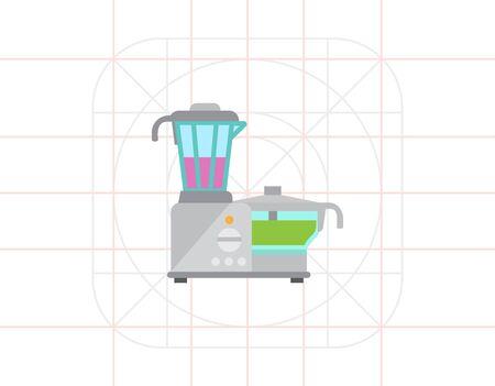 food processor: Food processor icon