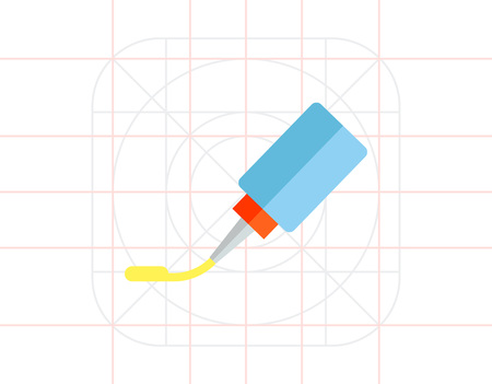 pva: Glue Tube Icon