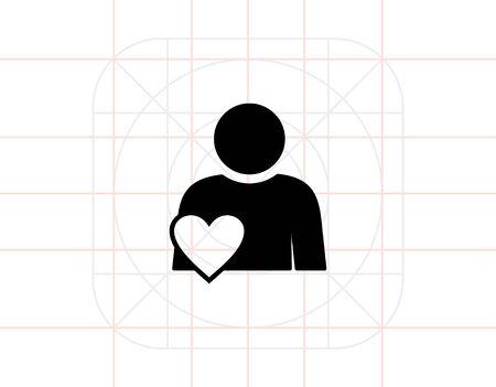 preference: Involvement Simple Icon