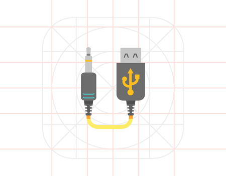 interconnect: Mini USB to jack cable