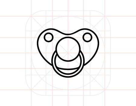 Schnuller icon