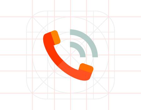 handset: Phone Handset Icon