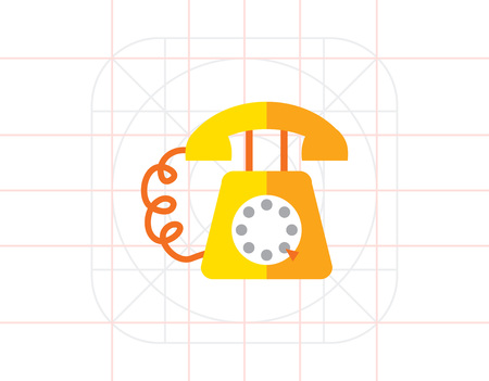 retro: Retro telephone