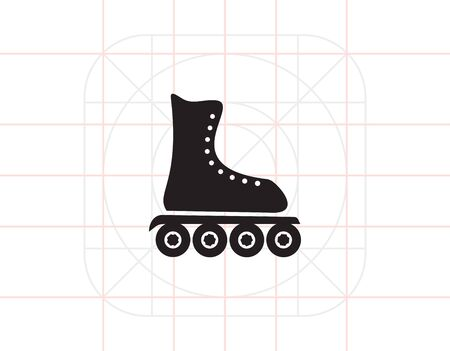 rollerblading: Roller Blade Icon