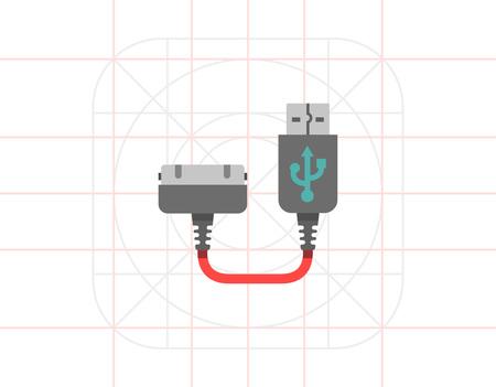 interconnect: Smartphone charging plug
