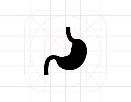 Stomach Concept Icon