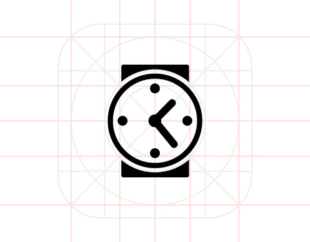 timing: Timing Simple Icon