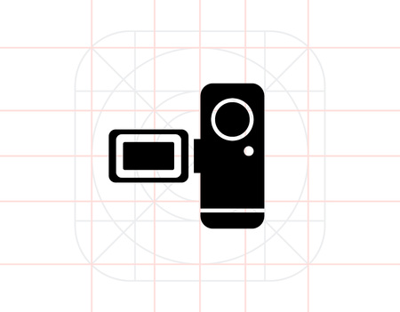 home video camera: Video camera