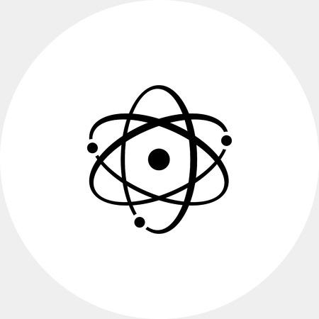 Atom model