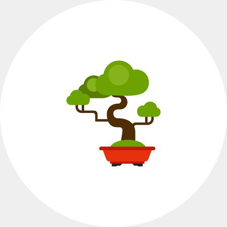 bonsai: Bonsai Tree Icon