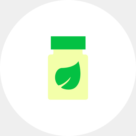 dietary: Bottle of dietary supplement