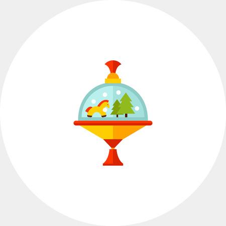 humming: Carousel Humming Top Icon