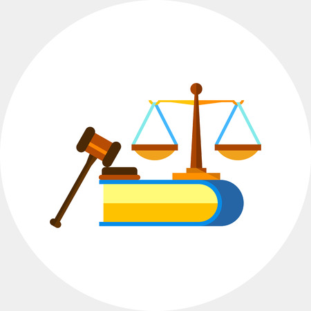 civil rights: Civil Rights Flat Icon