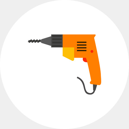 chuck: Electric drill icon