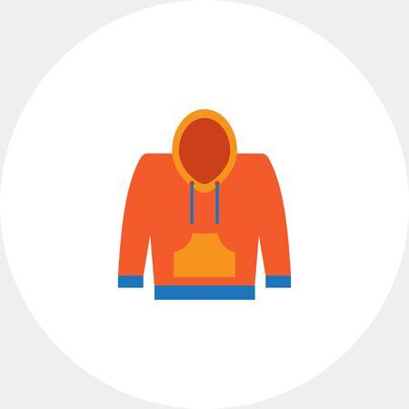 sudadera: Hoody sweatshirt icon