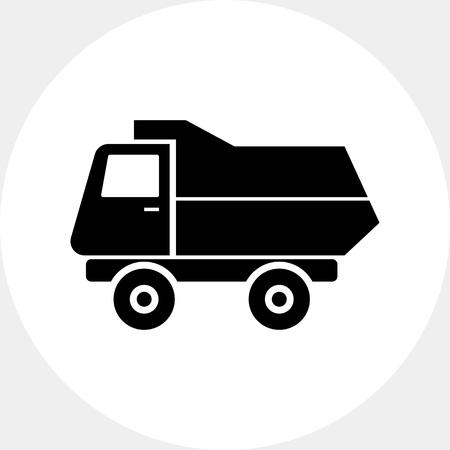 dump body: Dump truck
