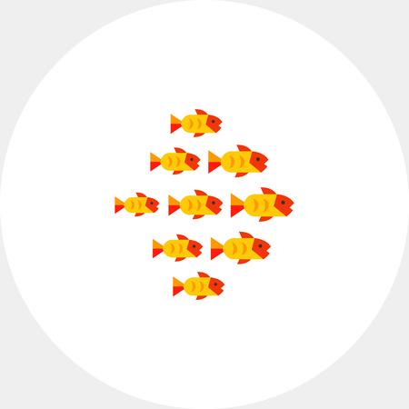 shoal: Fish Shoal Icon