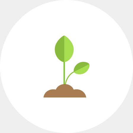 sprout: Growing sprout icon