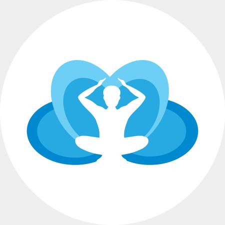 om: Meditation icon