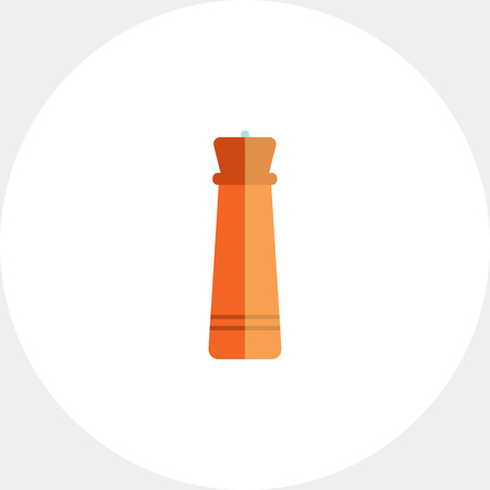 pepper grinder: Pepper mill