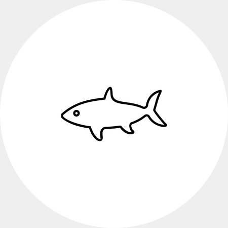 gills: Shark icon